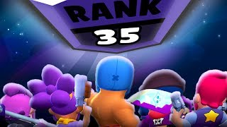 Pro's 5 HARDEST Brawlers To Push To Rank 35! - Brawler Rankings! - Brawl Stars!