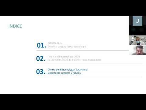 Seminario Académico 28-10-2020: Presentación del Centro de Biotecnología Traslacional
