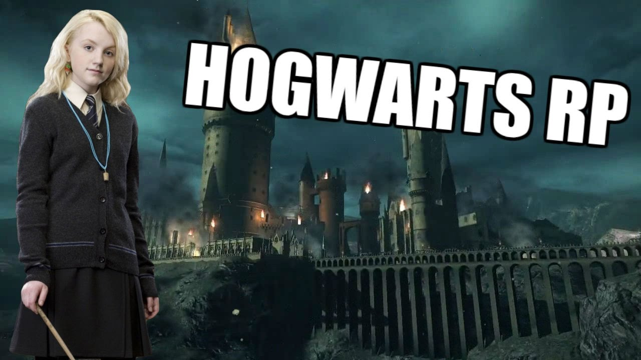 Hogwarts RP (Gmod) #2 Learning New Spells!