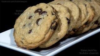 THE BEST Classic Chocolate Chip Cookies Recipe