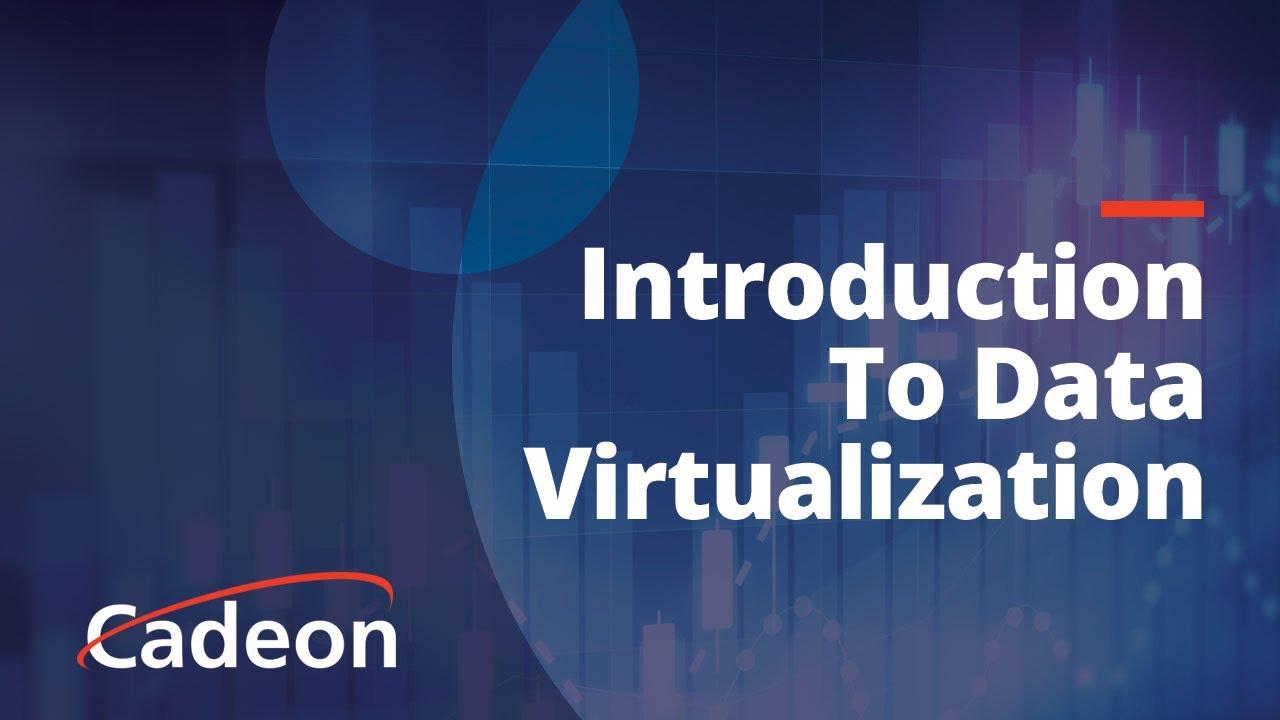 Calgary Data Virtualization