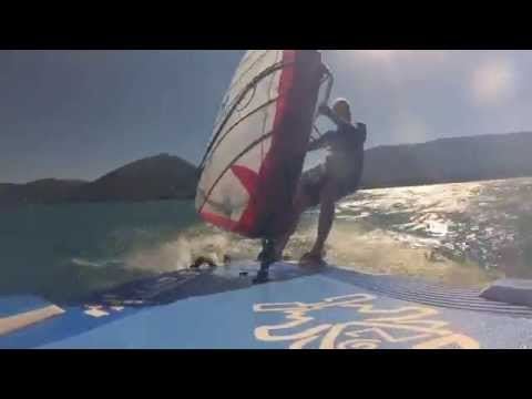 Planche A Voile Annecy Sept 2013 Youtube