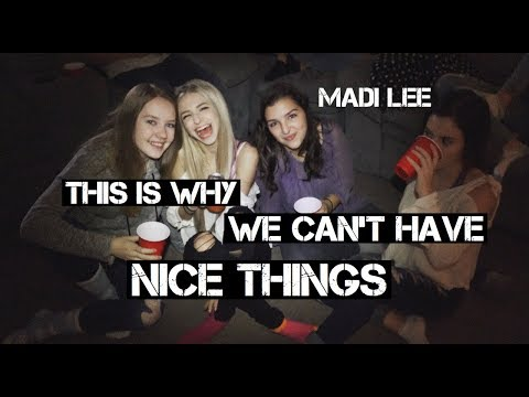 This is Why We Can't Have Nice Things - Taylor Swift - Cover by Madi Lee
