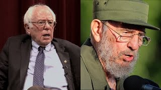 Bernie Sanders on the Life and Legacy of Late Cuban Revolutionary Fidel Castro
