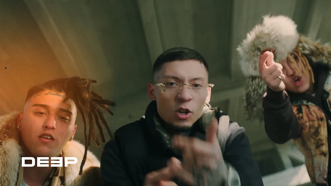 Galee Galee, Harry Nach & Pablo Chill-E - Big Cut (Official Video)