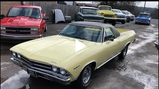 1969 ElCamino $14,900 Maple Motors