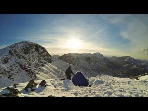 Green Gable Snow Camp