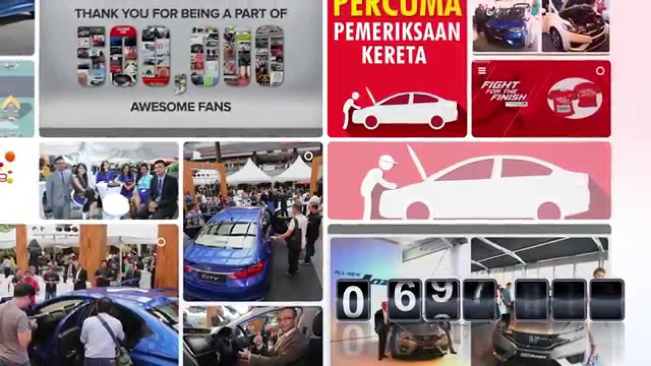Branding Video Honda Malaysia