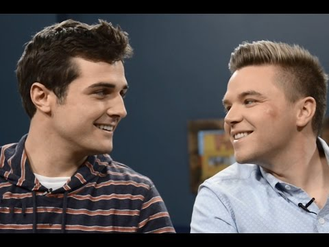 Awkward's Beau Mirchoff and Brett Davern Prove Their Bromance Is Just the Best