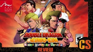 DOUBLE DRAGON & KUNIO-KUN RETRO BRAWLER BUNDLE - PS4 REVIEW (Video Game Video Review)