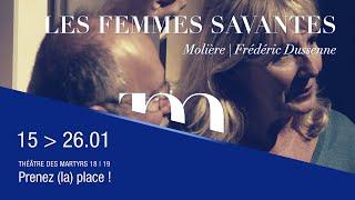 free LES FEMMES SAVANTES - Molière