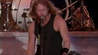 Metallica - Harvester of sorrow  (Live in Moscow '91)