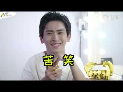 [English Subs] Chic Banana x ZZH - Zhehan's first impression of Ju Jingyi? 张哲瀚对鞠婧祎的第一印象?