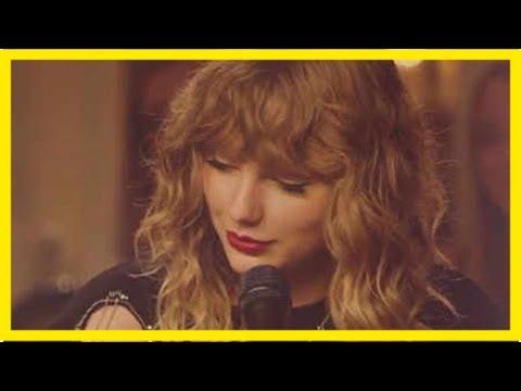 Taylor swift debuts