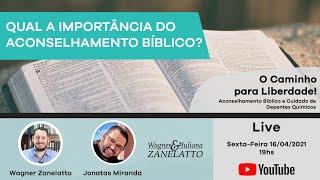 A importância do Aconselhamento Bíblico