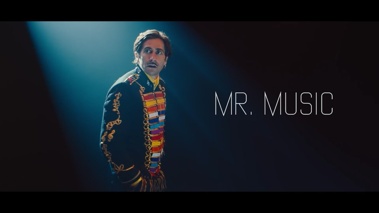 Mr Music Oscar Winning Film Trailer Jake Gyllenhaal John Mulaney Youtube