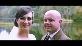 Kirsten & Craig Deluxe Wedding Highlights - Glencoe House