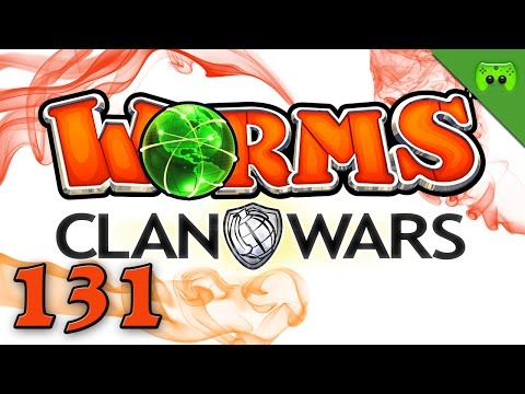 WORMS CLAN WARS # 131 «» Let's Play Worms Clan Wars | Full HD