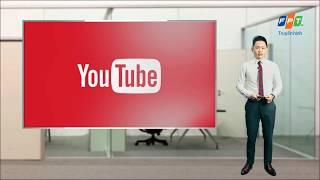 Ứng dụng Youtube trên truyền hình FPT