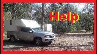 Two Nomads One Problem RV Living Full Time / Van Life