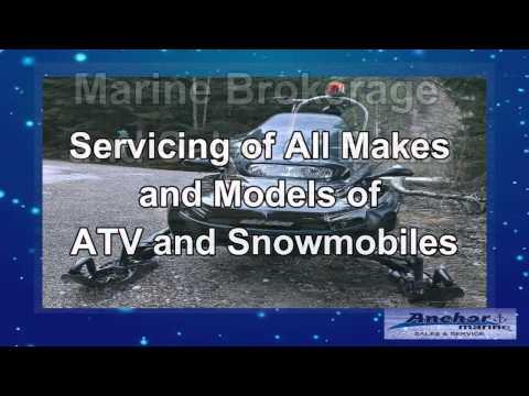 Anchor Marine - boat, atv, quad, snowmobile Service Winnipeg MB