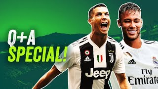 Juve to win the UCL, BVB to win Bundesliga + our favourite player ever! ► Your questions answered!