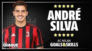 ANDRÉ SILVA ● AC Milan ● Goals & Skills