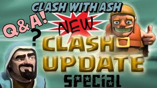 Clash Of Clans UPDATE Q&A on Friendly Challenge, Clone & Skeleton Spells!