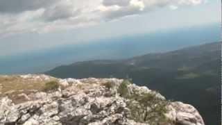 видео Блог | Мир приключений » Туристические маршруты Крыма. Белая скала (Ак-Кая)