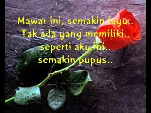 Munajat Cinta Lyric ~Ahmad Dhani~