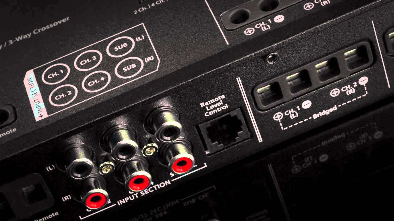 Jl Audio Xd700 5 Wiring Diagram Explained Diagrams W3 Product Spotlight Youtube 1997 Lexus Ls400 Radio