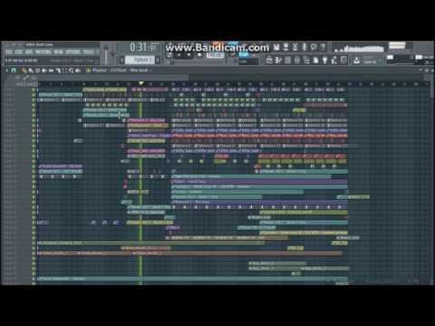 Fl Studio Template/Tutorial - Future Bass/Chill Trap #6 (FLP)