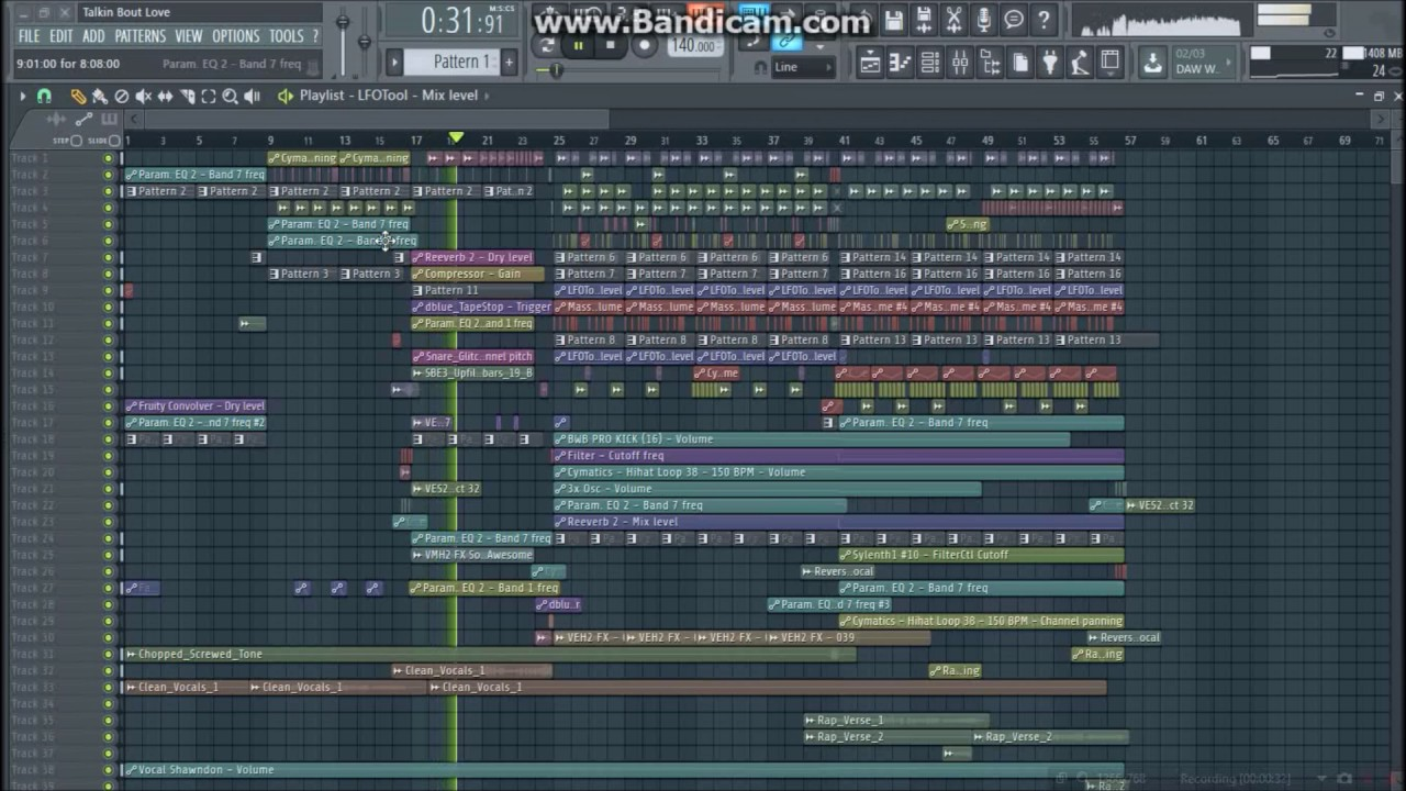 Fl Studio Template Tutorial Future B Chill Trap 6 Flp
