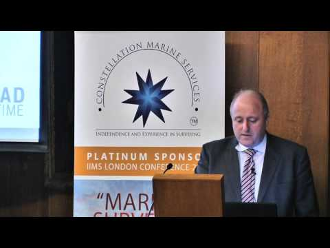 Ian Millen: The Importance of Maritime Security And Intelligence