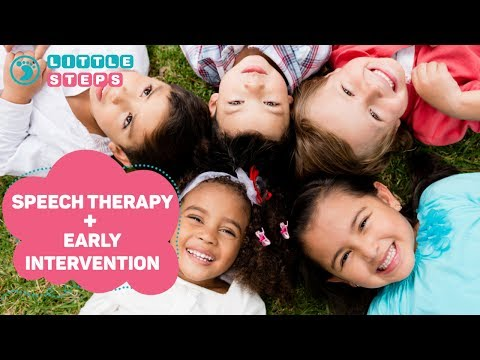 Little Steps LIVE:  Speech Therapy + Early Intervention For Kids