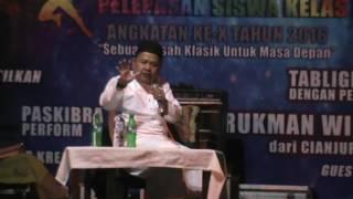 TABLIG AKBAR Bersama Ust Rukman Wiriadinata M Ag Part 1