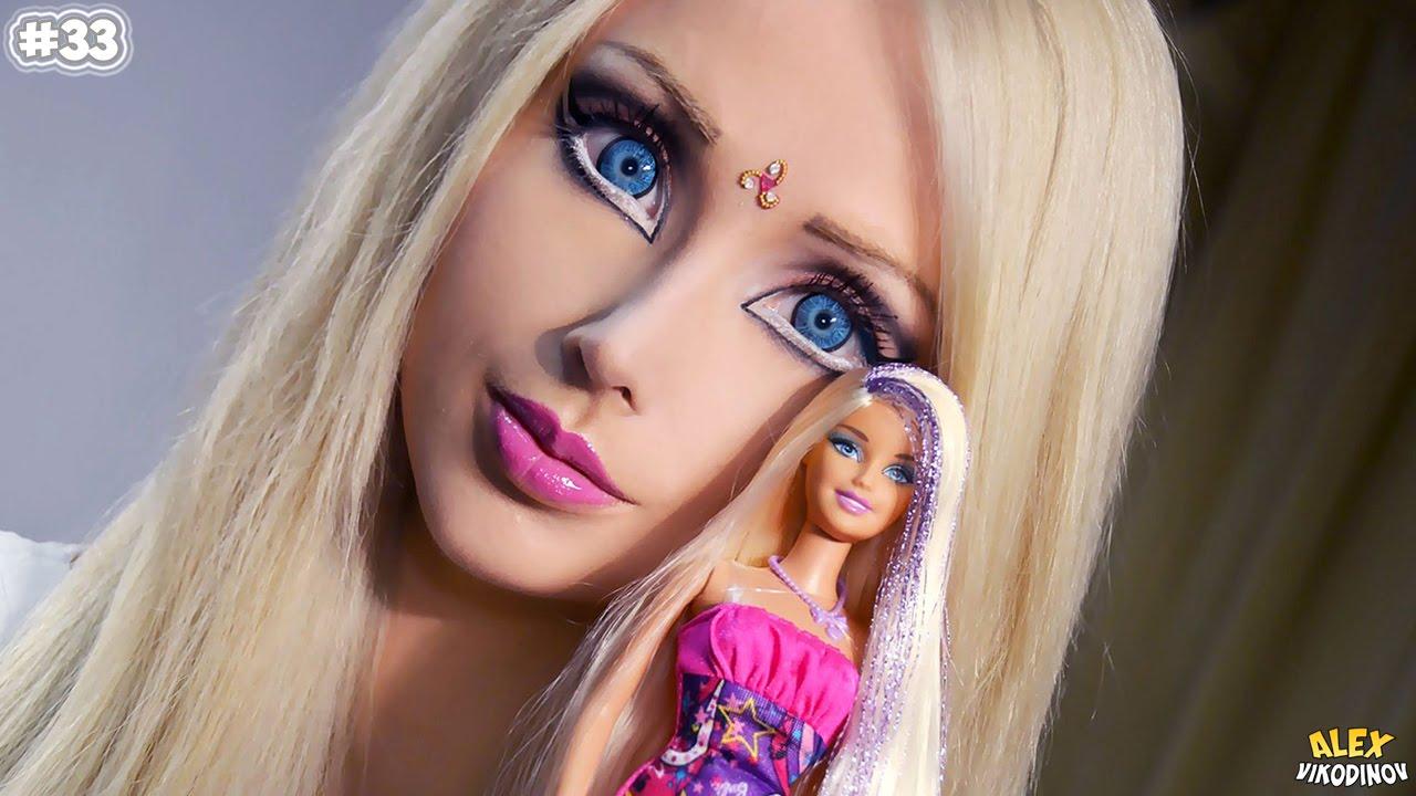 Живая кукла барби работа моделью вебкам эротика чата