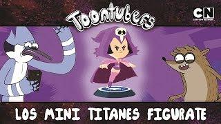 ¿LOS MINITITANES 2 ES IGUAL A LOS MINITITANES 1? | ToonTubers | Cartoon Network