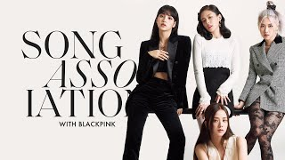 """Get Screenshots for video :: BLACKPINK Sings Dua Lipa, Taylor Swift, and """"Kill This Love"""" in a Game of Song Association 