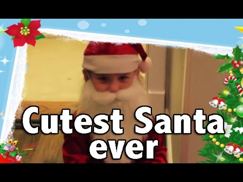 Cutest Nursery cutest santa ever   nursery rhyme   12 days of christmas
