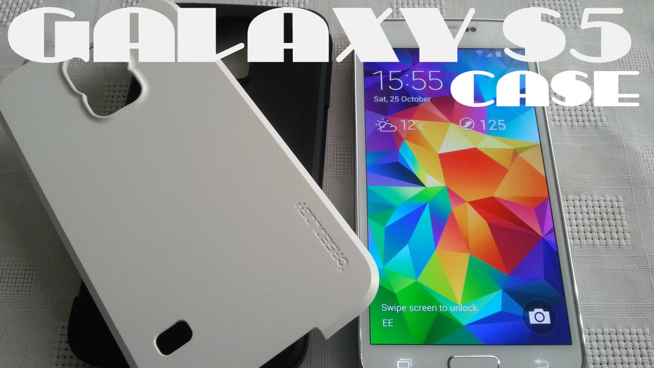 sale retailer 2f485 4cb55 Samsung Galaxy S5 CASEOLOGY CASE