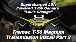 LSA Powered 1969 Camaro