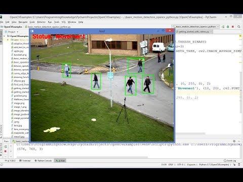 opencv python tutorial | Nikkies Tutorials