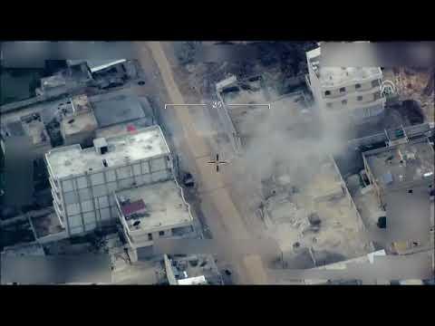 Уничтожение террористов ПКК,