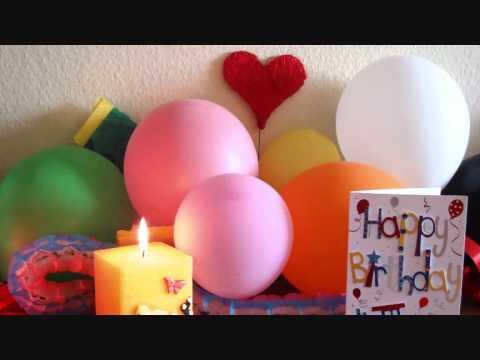 Geburtstagslied, Alles Gute zum Geburtstag