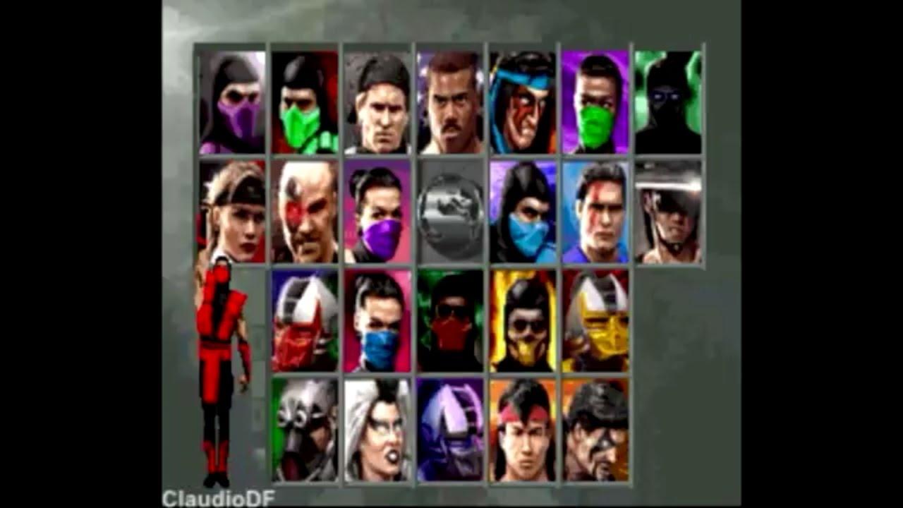 Download [TAS] Ultimate Mortal Kombat 3 (hack) Ermac (SNES)