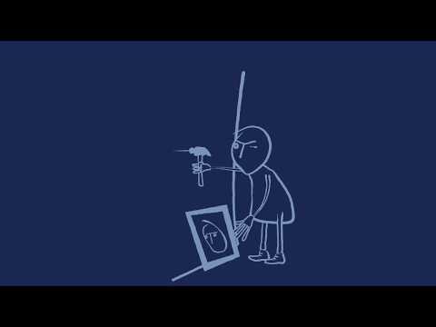 """Blank Frank """"Hammertime""""   Short Children's Cartoon   Funny Animation for Kids  """