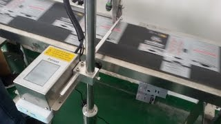 CYCJET Serial number barcode Printing_Portable barcode inkjet printer__Variable barcode printing Thumbnail