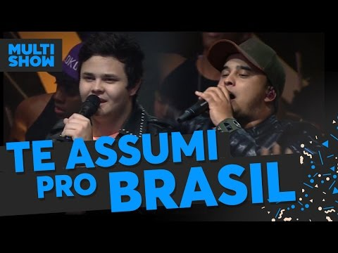 Te Assumi Pro Brasil | Matheus e Kauan | Música Boa Ao Vivo | Multishow