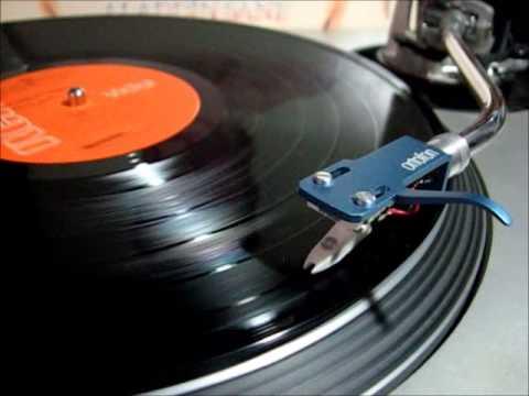 "David Bowie ""Time"" from Aladdin Sane on Vinyl"